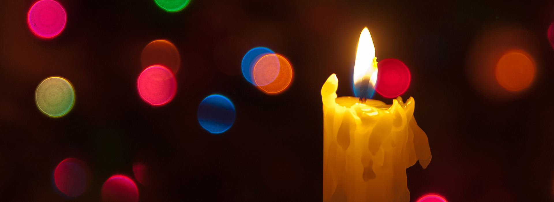candle-banner